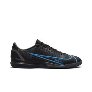 Nike Mercurial Vapor 14 Academy IC - Zapatillas de fútbol sala Nike suela lisa IC - negras