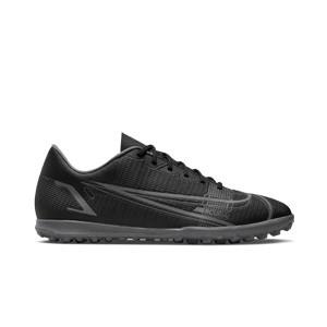 Nike Mercurial Vapor 14 Club TF - Zapatillas de fútbol multitaco Nike suela turf - negras