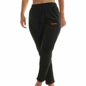 Pantalón Nike Dri-Fit Academy 21 mujer - Pantalón largo de fútbol para mujer Nike - negro
