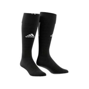 Medias adidas Santos 18 - Medias de fútbol adidas - negras