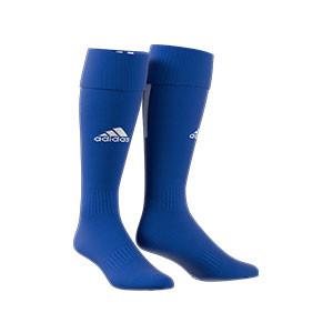 Medias adidas Santos 18 - Medias de fútbol adidas - azules