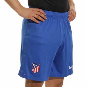 Short Nike Atlético 2021 2022 Dri-Fit Stadium - Pantalón corto primera equipación Nike del Atlético Madrid 2021 2022 - azul