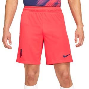 Short Nike 2a Atlético 2021 2022 Dri-Fit Stadium - Pantalón corto segunda equipación Nike del Atlético de Madrid 2021 2022 - rosa