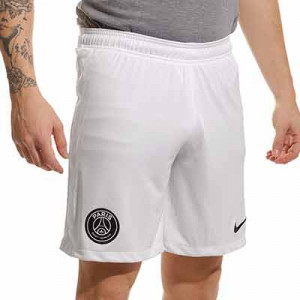 Short Nike 2a PSG 2021 2022 Dri-Fit Stadium - Pantalón corto segunda equipación Nike del París Saint-Germain 2021 2022 - blanco