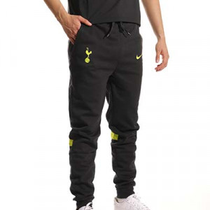 Pantalón Nike Tottenham Travel Fleece - Pantalón largo de paseo Nike del Tottenham HFC - negro