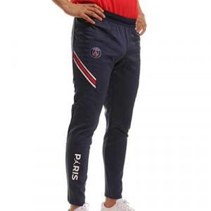 Pantalón Nike PSG x Jordan entreno 2021 2022 ADV Elite - Pantalón largo entrenamiento Nike x Jordan Paris Saint-Germain 2021 2022 - azul marino - frontal