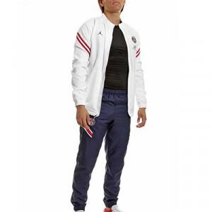 Chándal Nike PSG x Jordan Dri-Fit Strike - Chándal Nike x Jordan del París Saint-Germain - blanco y azul marino