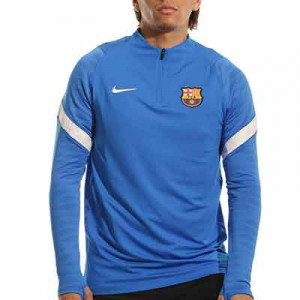 Sudadera Nike Barcelona entrenamiento Dri-Fit Strike