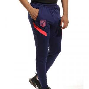Pantalón Nike Atlético entrenamiento Dri-Fit Strike - Pantalón largo de entrenamiento Nike del Atlético de Madrid - azul marino