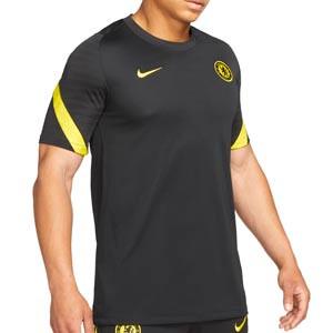 Camiseta Nike Chelsea entrenamiento Dri-Fit Strike - Camiseta de entrenamiento Nike del Chelsea FC - negra