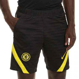 Short Nike Chelsea entrenamiento Dri-Fit Strike - Pantalón corto de entrenamiento Nike del Chelsea FC - negro