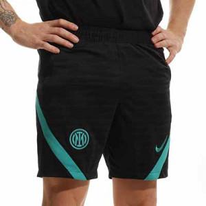 Short Nike Inter entrenamiento Dri-Fit Strike - Pantalón corto de entrenamiento Nike del Inter de Milán - negro