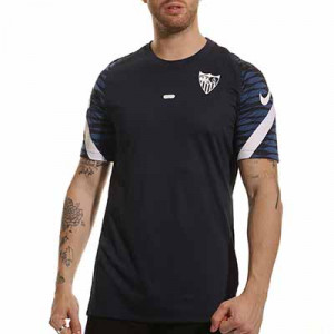 Camiseta Nike Sevilla entrenamiento - Camiseta de entrenamiento Nike del Sevilla FC - azul marino