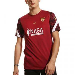 Camiseta Nike Sevilla entrenamiento - Camiseta de entrenamiento Nike del Sevilla FC - roja