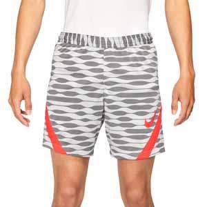 Short Nike Dri-Fit Strike 21 - Pantalón corto de entrenamiento de fútbol Nike - blanco