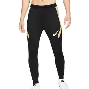 Pantalón Nike Dri-Fit Strike 21 - Pantalón largo de entrenamiento de fútbol Nike - negro - frontal