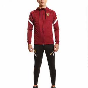 Chándal Nike Sevilla - Chándal de paseo Nike del Sevilla FC - rojo
