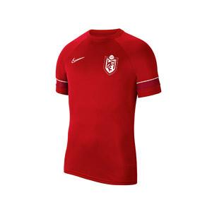 Samarreta Nike entrenament Hostalets FC - Samarreta d'entrenament Nike Hostalets FC - vermella