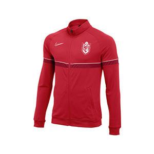 Jaqueta Nike entrenament Hostalets FC - Jaqueta d'entrenament Nike Hostalets FC - vermella