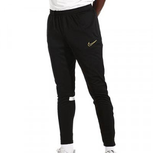 Pantalón Nike Dri-Fit Academy 21 - Pantalón largo para entrenamiento de fútbol Nike - negro - completa frontal