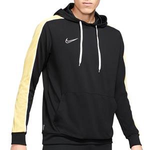 Sudadera Nike Dry Academy Hoodie Joga Bonito - Sudadera con capucha de calle Nike de la colección Joga Bonito - negra - frontal