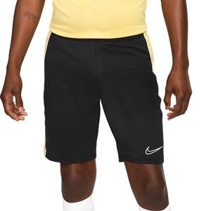 Short Nike Dry Academy Joga Bonito - Pantalón corto de entrenamiento de fútbol Nike de la colección Joga Bonito - negro - frontal