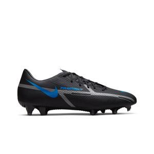 Nike Phantom GT2 Academy FG/MG - Botas de fútbol Nike FG/MG para césped artificial - negras