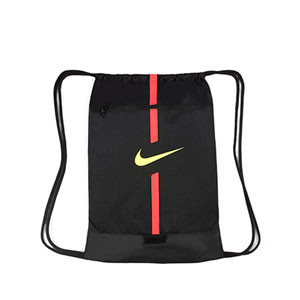 Gymsack Nike Academy - Mochila de cuerdas Nike - negra