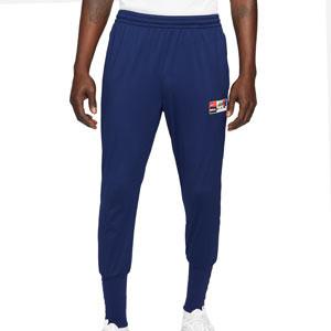 Pantalón Nike FC Joga Bonito - Pantalón largo Nike de la colección Joga Bonito - azul marino
