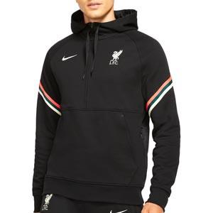 Sudadera Nike Liverpool Travel Fleece Hoodie