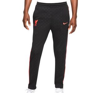 Pantalón Nike Liverpool Sportswear Tribute - Pantalón largo de chándal Nike Liverpool - negro