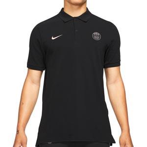 Polo Nike PSG Sportswear Crew - Polo de algodón Nike del París Saint-Germain - rojo