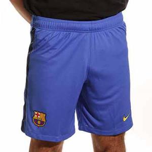 Short Nike Barcelona 3a 2021 2022 Dri-Fit Stadium - Pantalón corto tercera equipación Nike del FC Barcelona 2021 2022 - azul