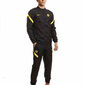 Chándal Nike Chelsea Dri-Fit Strike - Chándal de entrenamiento Nike del Chelsea FC - negro