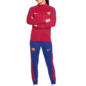 Chándal Nike Barcelona niño Academy Pro - Chándal infantil Nike del Barcelona - azulgrana