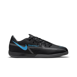 Nike Phantom GT2 Academy IC - Zapatillas de fútbol sala Nike suela lisa IC - negras