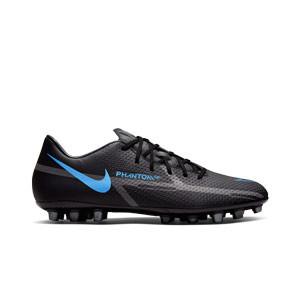 Nike Phantom GT2 Academy AG - Botas de fútbol Nike AG para césped artificial - negras