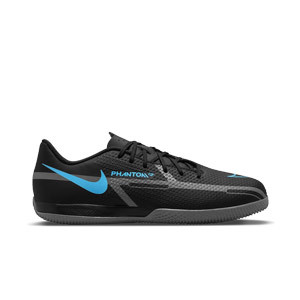 Nike Jr Phantom GT2 Academy IC - Zapatillas de fútbol sala infantiles Nike suela lisa IC - negras