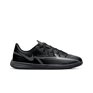 Nike Jr Phantom GT2 Club IC - Zapatillas de fútbol sala infantiles Nike suela lisa IC - negras