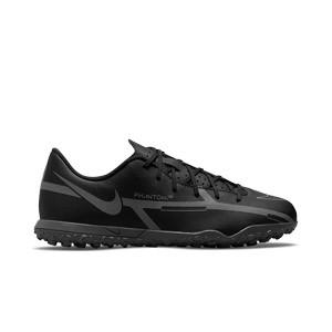 Nike Jr Phantom GT2 Club TF - Zapatillas de fútbol multitaco infantiles Nike suela turf - negras