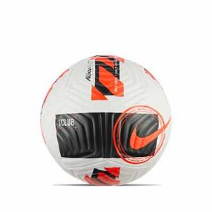 Balón Nike Club talla 5 - Balón de fútbol Nike en talla 5 - blanco, naranja