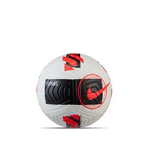 Balón Nike Strike talla 3 - Balón de fútbol Nike talla 3 - blanco, negro