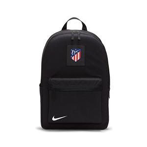 Mochila Nike Atlético Stadium - Mochila de deporte Nike del Atlético de Madrid (51x30,5x15) cm - negra