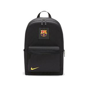 Mochila Nike Barcelona Stadium - Mochila de deporte Nike del FC Barcelona (51x30,5x15) cm - negra
