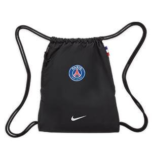 Gymsack Nike PSG Stadium - Mochila de cuerdas Nike del París Saint-Germain - negra