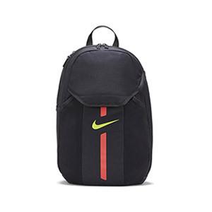Mochila Nike Academy Team - Mochila de deporte Nike (48x35x17 cm) - negra, rosa