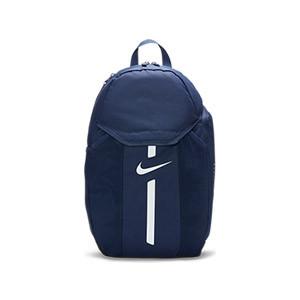 Mochila Nike Academy Team - Mochila de deporte Nike (48x35x17 cm) - azul marino - frontal