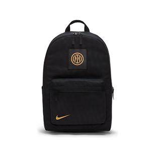 Mochila Nike Inter Stadium - Mochila de deporte Nike del Inter (43,2x30,5x15) cm - negra