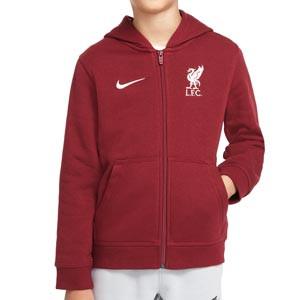 Sudadera Nike Liverpool niño Hoodie Club