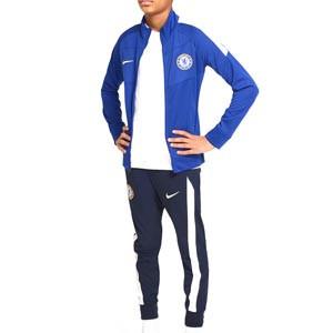 Chándal Nike Chelsea entrenamiento niño Academy Pro - Chándal de entrenamiento infantil Nike del Chelsea FC - azul